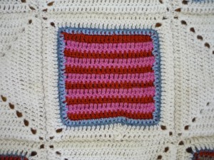 Striped square